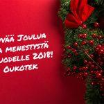 Oukotek joulutervehdys